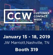 Customer Contact Week 2019