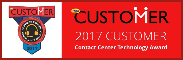 TouchPoint One Employee Engagement Solution Receives 2017 										CUSTOMER Contact Center Technology Award