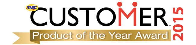 Customer Product of the Year Award Winner 2015